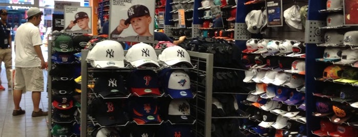 Lids is one of New York City Spots.