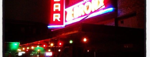 Bronx Bar is one of Detroit Favorites (so far).