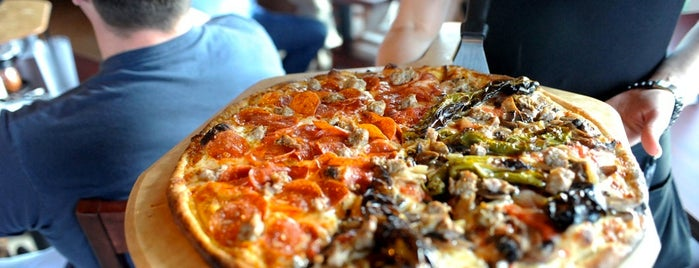 Anthony's Coal Fired Pizza is one of Miami.