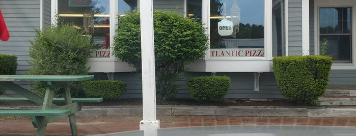 Atlantic Pizza is one of Southern Maine Favorites.