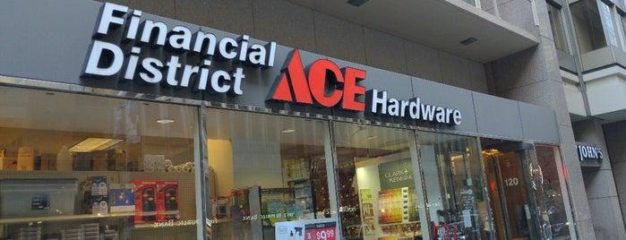 Ace Hardware is one of Tempat yang Disukai Gentry.