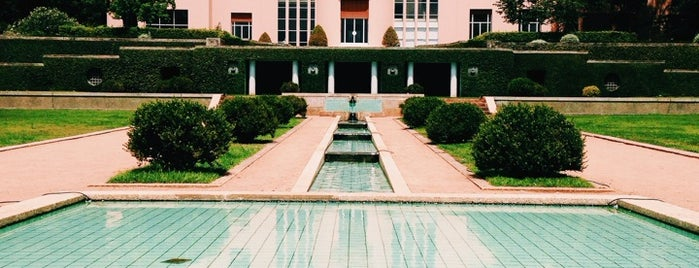 Museu de Serralves is one of Porto Moderna.