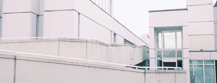 Bauhaus-Archiv is one of Berlin Moderna.