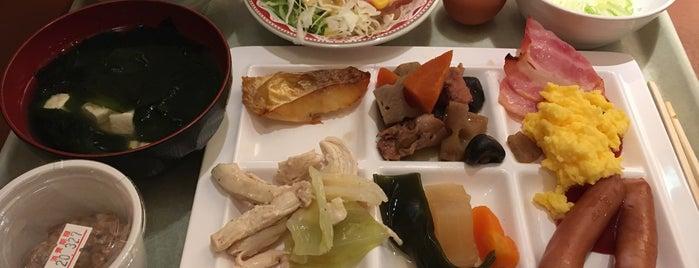 ホテルエース盛岡 is one of Lunch spot of Morioka.