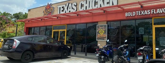 Texas Chicken is one of Lugares favoritos de mzyenh.