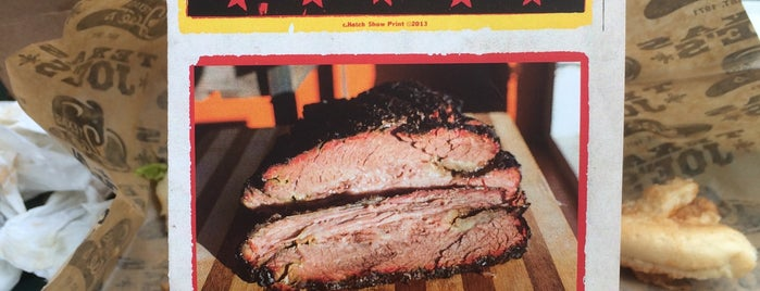 Texas Joe's BBQ is one of BBQ in London.