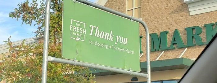 The Fresh Market is one of Michael'in Beğendiği Mekanlar.