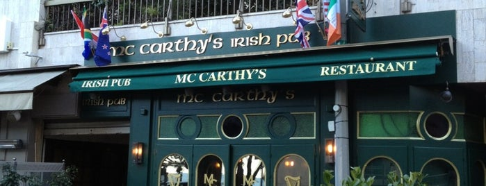 McCarthy's is one of Monaco.