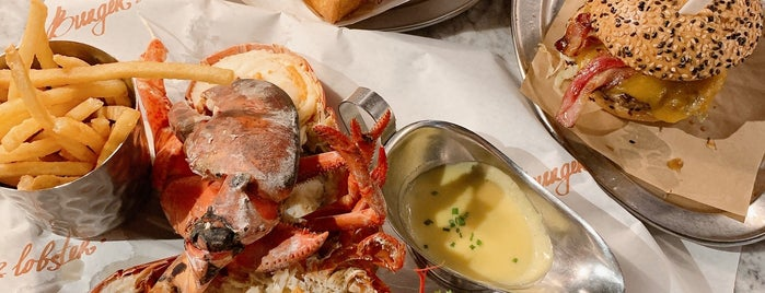 Burger & Lobster is one of Singapore 🇸🇬.