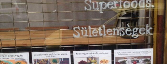 Plantlife Ételműhely - FoodHub is one of Gespeicherte Orte von Zita.