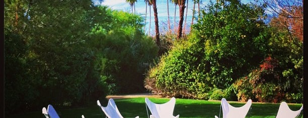 Le Parker Méridien Palm Springs is one of Oh so boutique!.