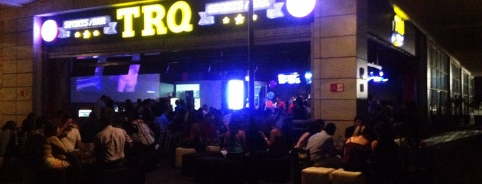 TRQ Sports Bar is one of Posti che sono piaciuti a Santiago.