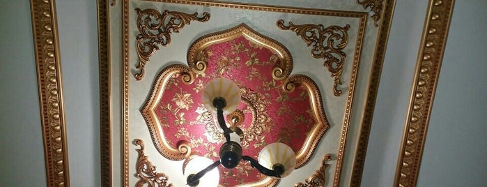 Şanlıurfa Bakay Otel is one of Tempat yang Disukai Onder.