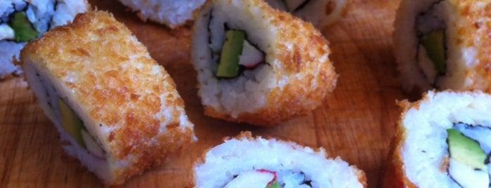 Yakata Sushi is one of Fran!'ın Beğendiği Mekanlar.