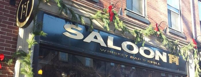 Saloon 151 is one of Taryn : понравившиеся места.