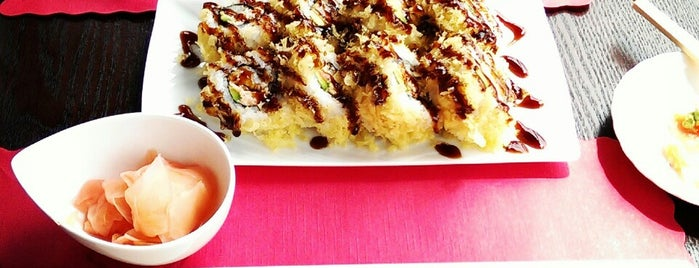 Pisces Sushi is one of Eat LA.