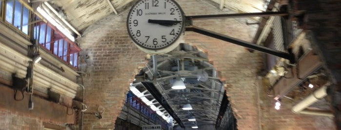 Chelsea Market is one of NEW YORK CITY : Manhattan in 10 days! #NYC enjoy.