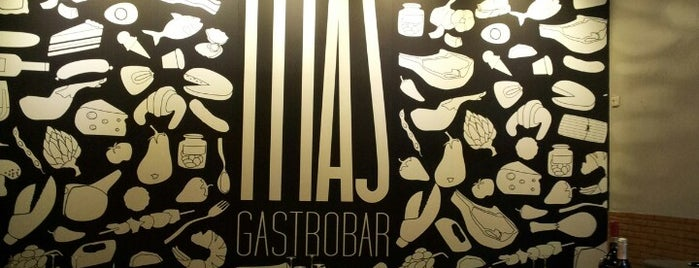 Titas Gastrobar is one of Villena.