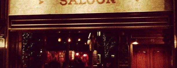 Pioneer Saloon is one of RESTAURANTS WE CAN'T LOSE_ME List.