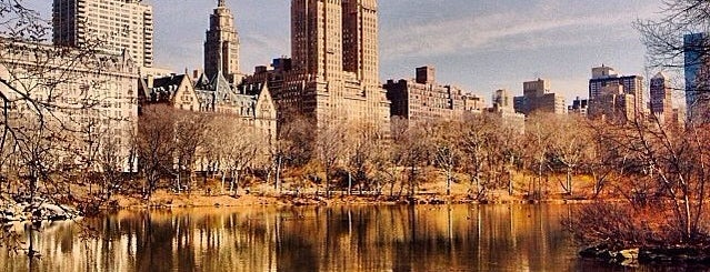 Central Park is one of Nova York.