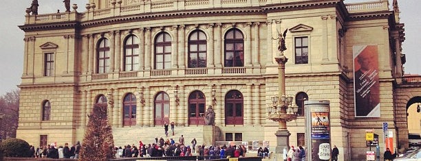 Rudolfinum is one of Orte, die Денис gefallen.