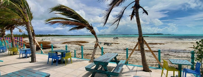 Omar's Beach Hut is one of BEST OF: Turks & Caicos.