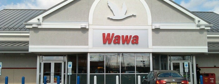 Wawa is one of Someday when traveling.
