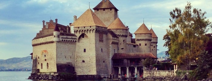 Château de Chillon is one of Switzerland 2014.