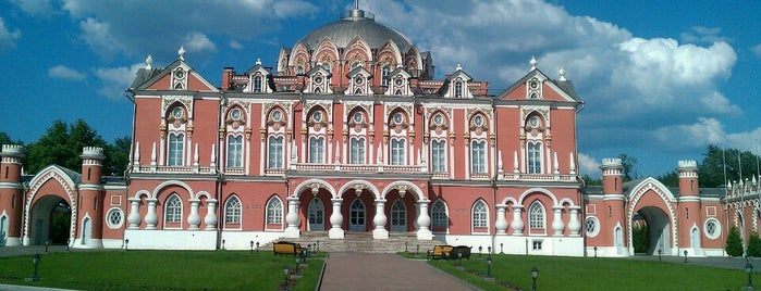 Petroff Palace is one of MoscowBest.