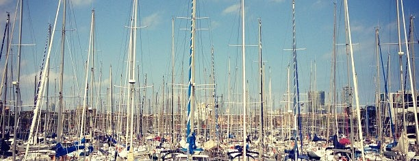 OneOcean Port Vell Barcelona is one of España Must by Bellita!.
