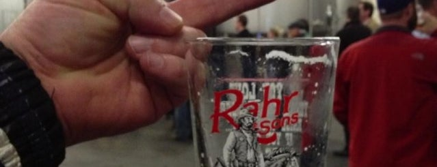 Rahr & Sons Brewing Co. is one of Breweries.