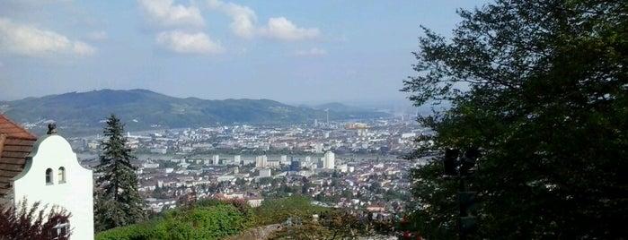 Pöstlingberg Aussichtsplattform is one of Must see @ Linz.