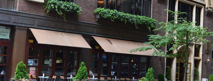 Library Hotel is one of NYC_Foodie-Restos-Wine-Beer.