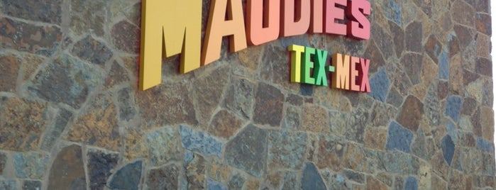 Maudie's Hill Country is one of Andrew's Saved Places.