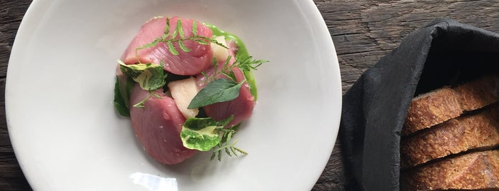 Septime is one of The World's 50 Best Restaurants.