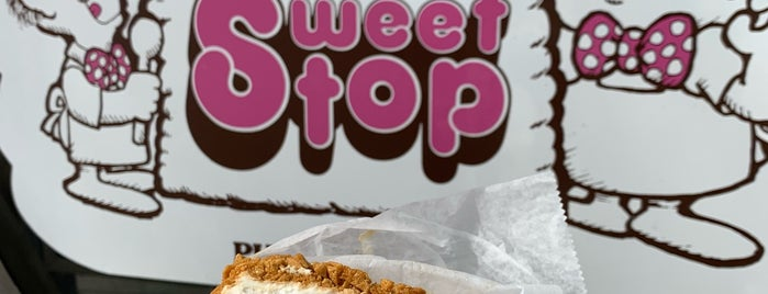 Yasukochi's Sweet Stop is one of AsiAn (4).
