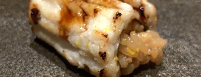 Hakkoku is one of Tokyo Sushi.