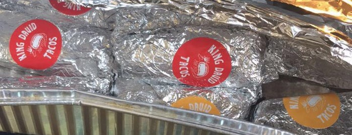 King David Tacos is one of Food to Try - BK.