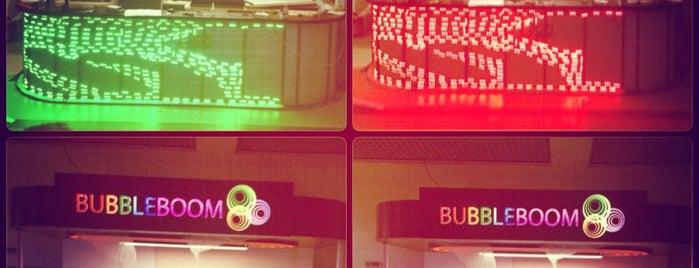 BubbleBoom is one of Tempat yang Disimpan Arevik.