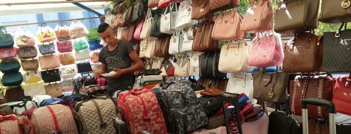 gürsu halk pazarı is one of Tempat yang Disukai 🌜🌟🌟hakan🌟🌟🌛.