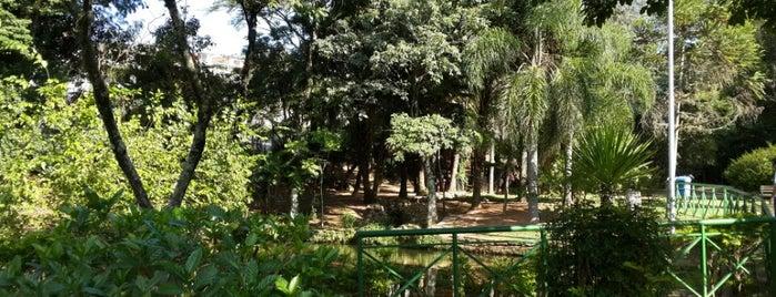 Parque da Biquinha is one of Gespeicherte Orte von Josué.