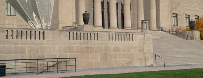 Nelson-Atkins Museum of Art is one of Lonely Planet's Must Hit List in #KC.