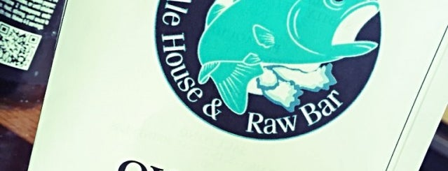 Fins Ale House & Raw Bar is one of The Delaware Beaches.
