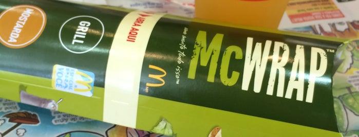 McDonald's is one of Posti che sono piaciuti a Tania Ramos.