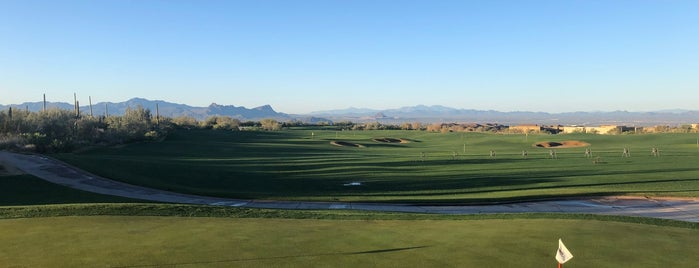 The Ritz Carlton Golf Club, Dove Mountain is one of Posti che sono piaciuti a Heidi.