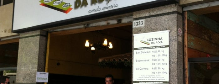 Cozinha da Roça is one of Lugares favoritos de Dani.