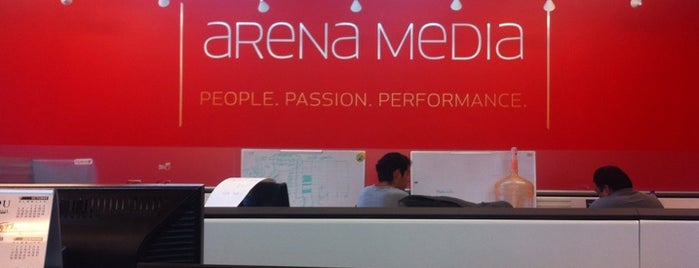 Arena Media is one of EPC.