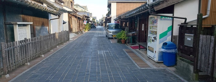 竹原町並み保存地区 is one of Locais curtidos por ZN.