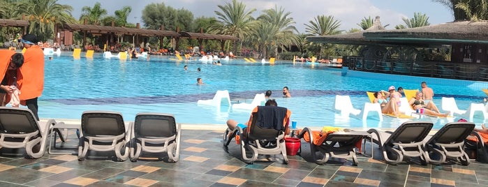 Noah's Ark Hotel - Pool is one of Turker'in Beğendiği Mekanlar.
