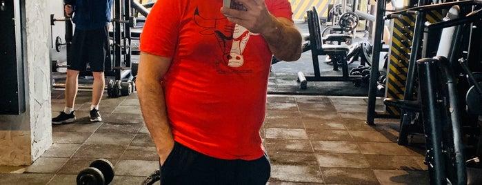 Sporium Fitness Club is one of Lieux qui ont plu à Asli.